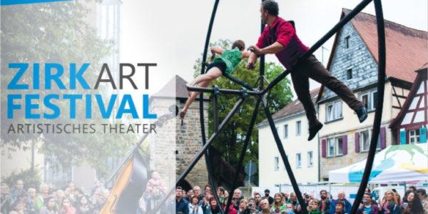 Bildband ZirkArt Festival 2014